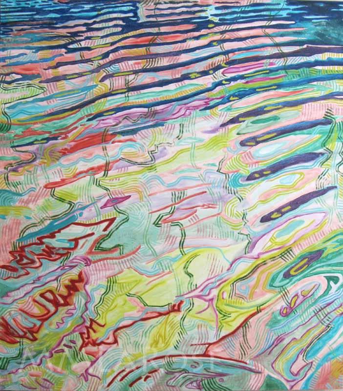 Cross-currents / Contre-courants - Michèle LaRose