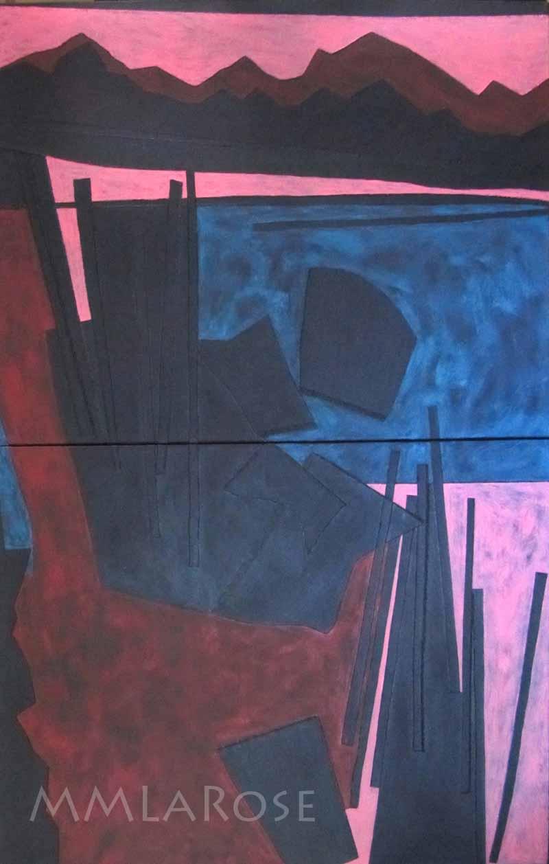 Darkening / Assombrissement ~ Michèle LaRose