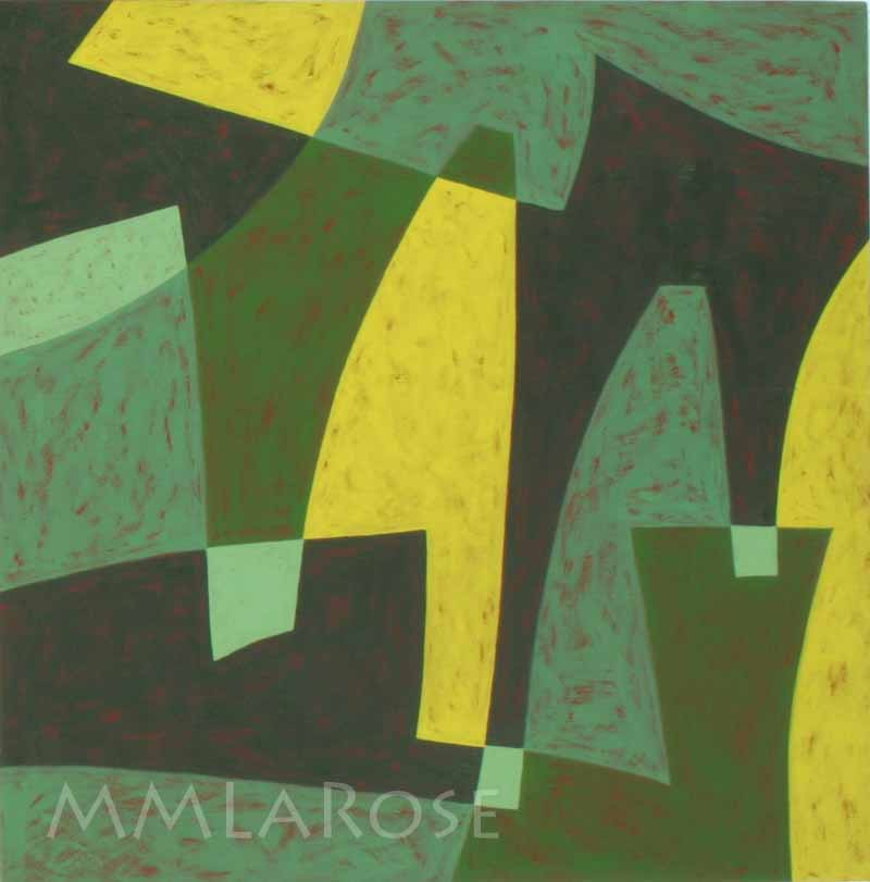 Green Suite #2 - Michèle LaRose