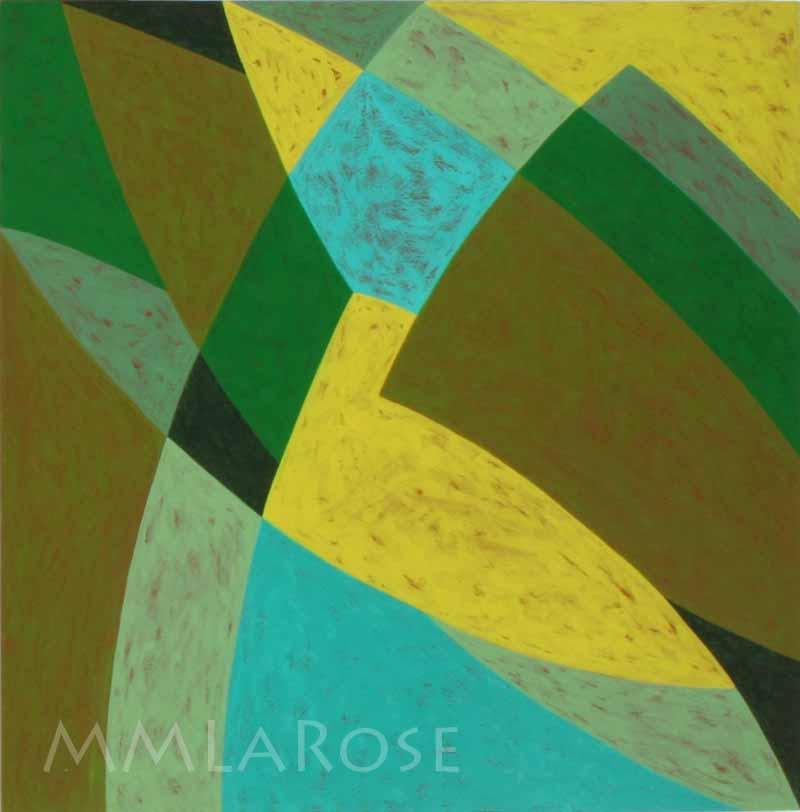 Green Suite #5 - Michèle LaRose