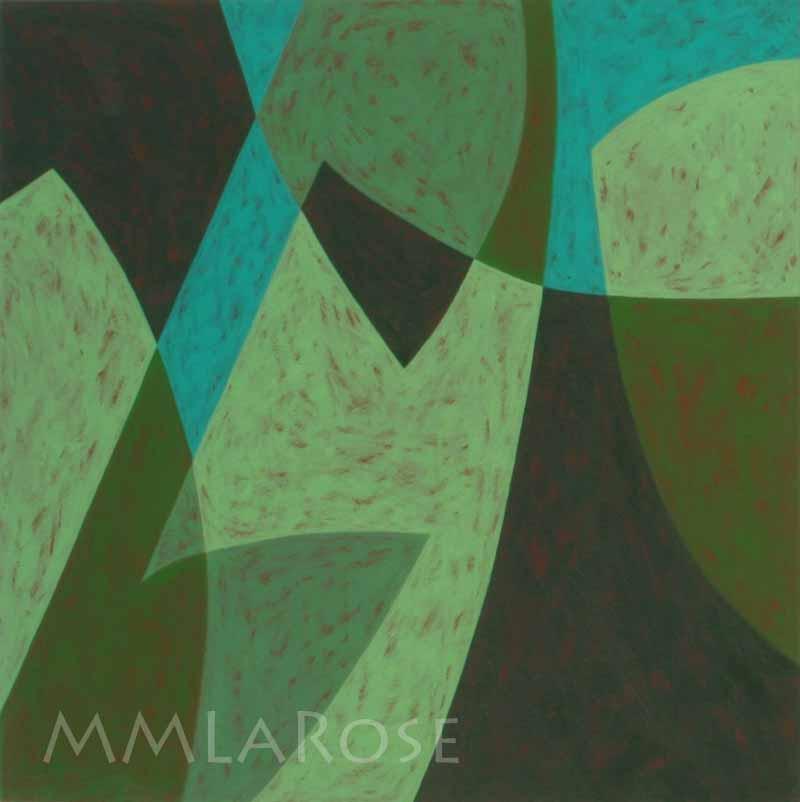 Green Suite #6 - Michèle LaRose