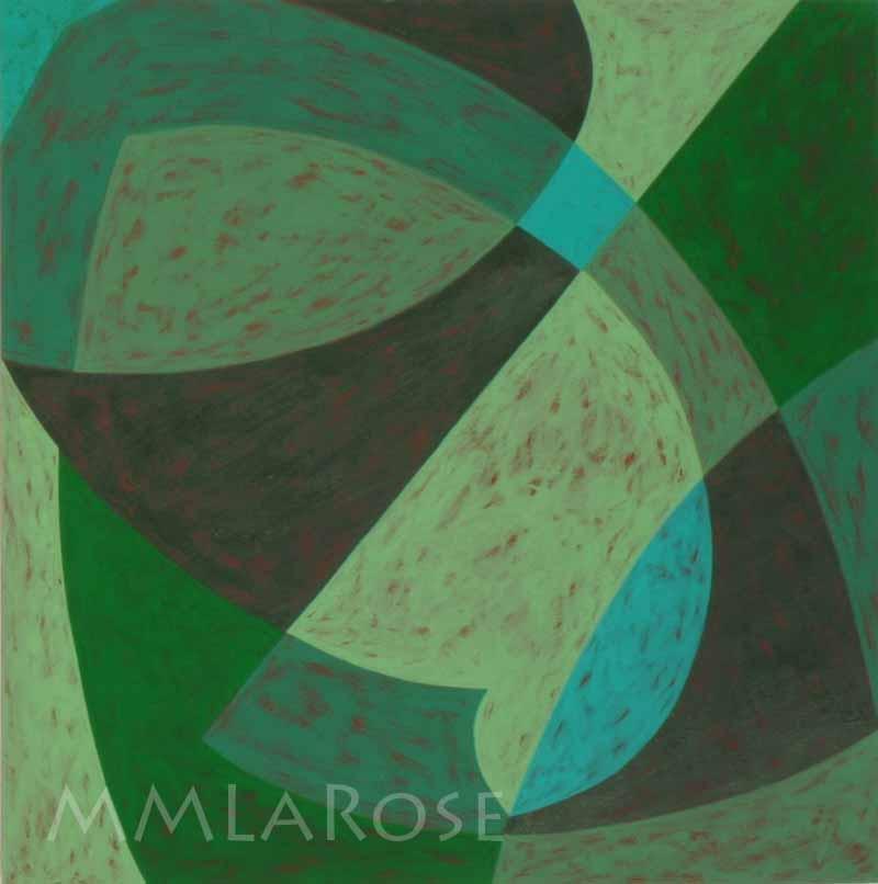 Green Suite #7 - Michèle LaRose