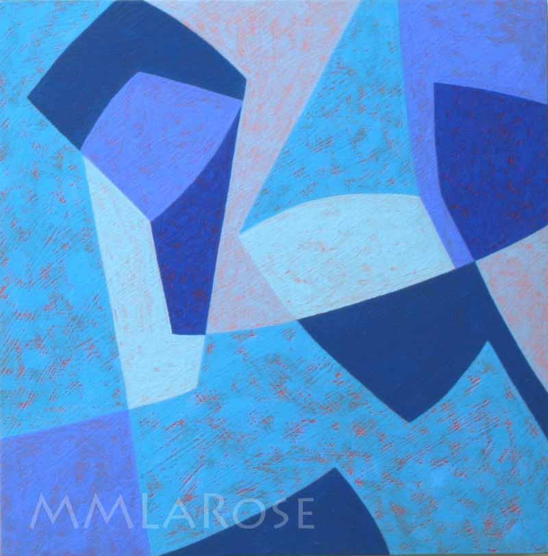 Blue Suite #2 - Michèle LaRose