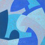 Blue Suite #4 - Michèle LaRose