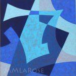 Blue Suite #5 - Michèle LaRose