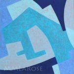 Blue Suite #8 - Michèle LaRose