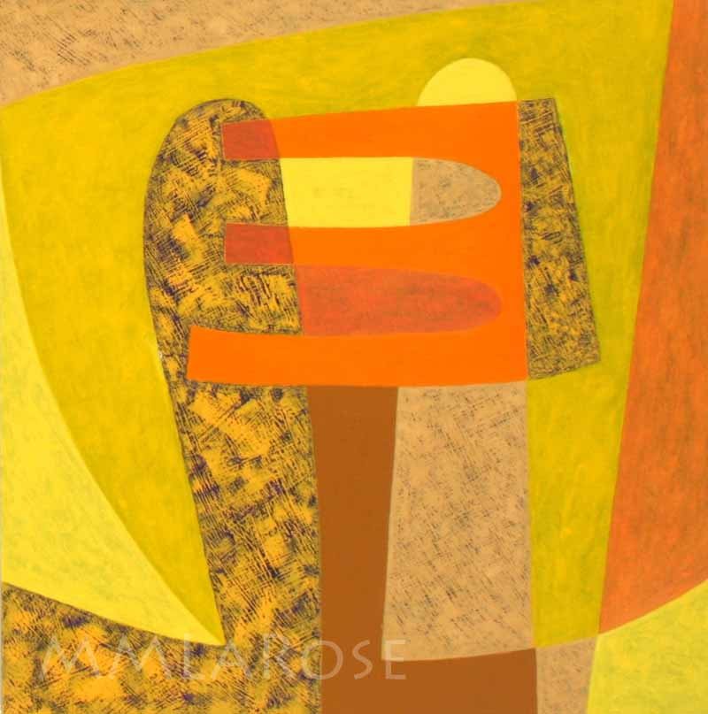 Yellow Suite #5 / Suite jaune #5 - Michèle LaRose