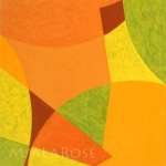 Yellow Suite #6 / Suite jaune #6 - Michèle LaRose