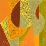 Yellow Suite #8 / Suite jaune #8 - Michèle LaRose