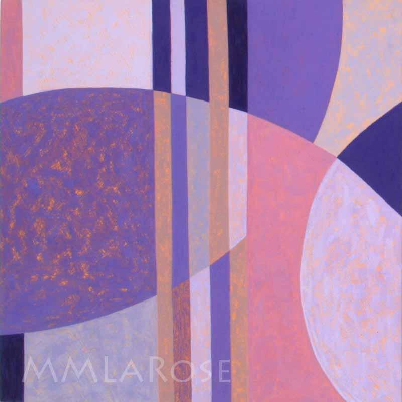 Violet suite #5 - Michèle LaRose