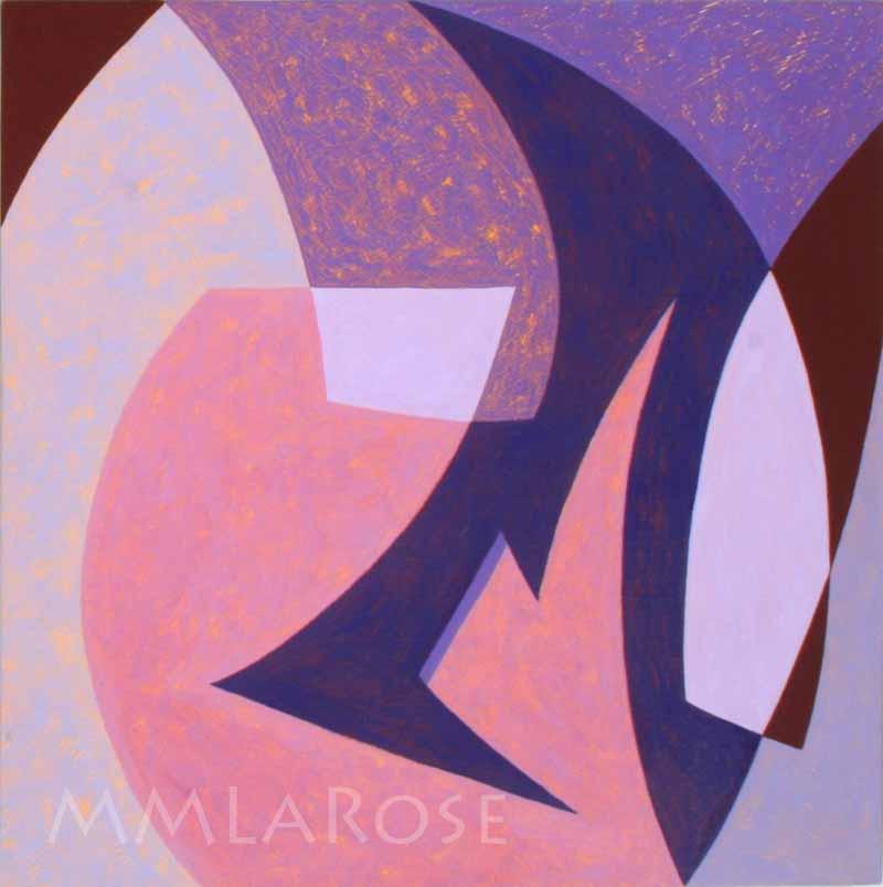 Violet suite #7 - Michèle LaRose