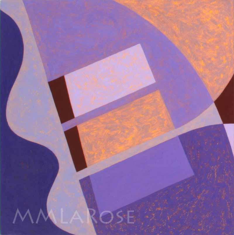 Violet suite #8 - Michèle LaRose