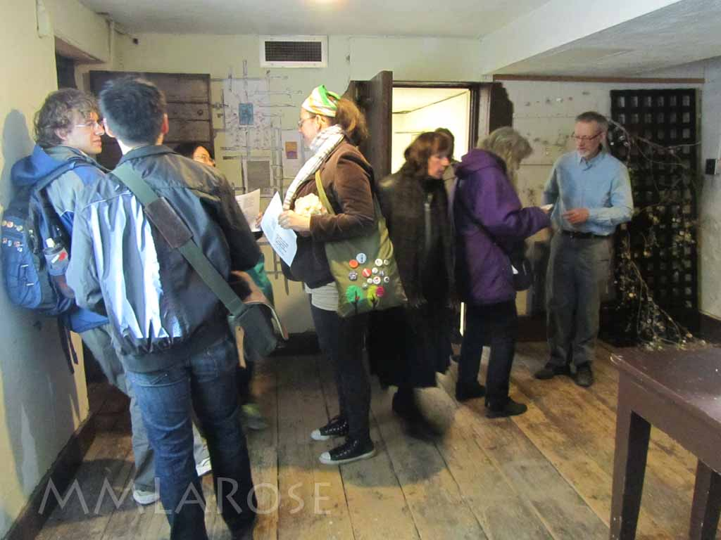 Old City Jail Exhibition, 2014 - Agitated Plover Salon