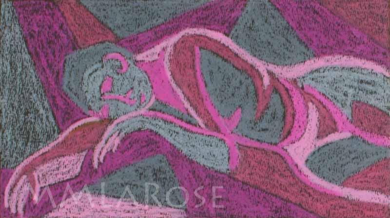 Slept Here #9 / A couché ici #9 ~ Michèle LaRose