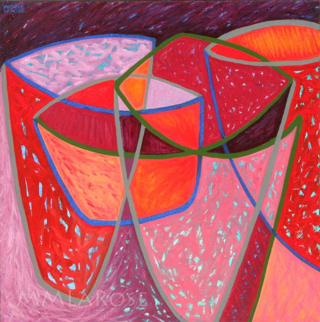 Clusters - Grappes - Michèle LaRose