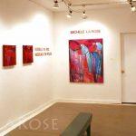 Vessels in Red - Vaisseaux en rouge - Michèle LaRose